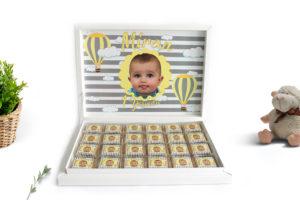 Erkek Bebek Çikolatası