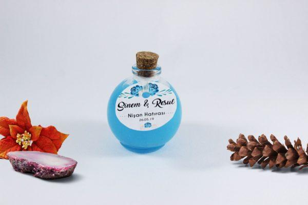 isme özel duş jeli gelin hamamı hediyeliği