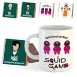 Squid Game Kupa ve Çikolata